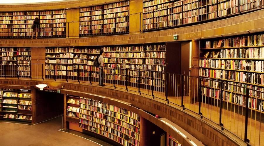Stoccolma Libreria