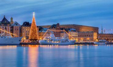 Mercatini di Natale nella capitale svedese