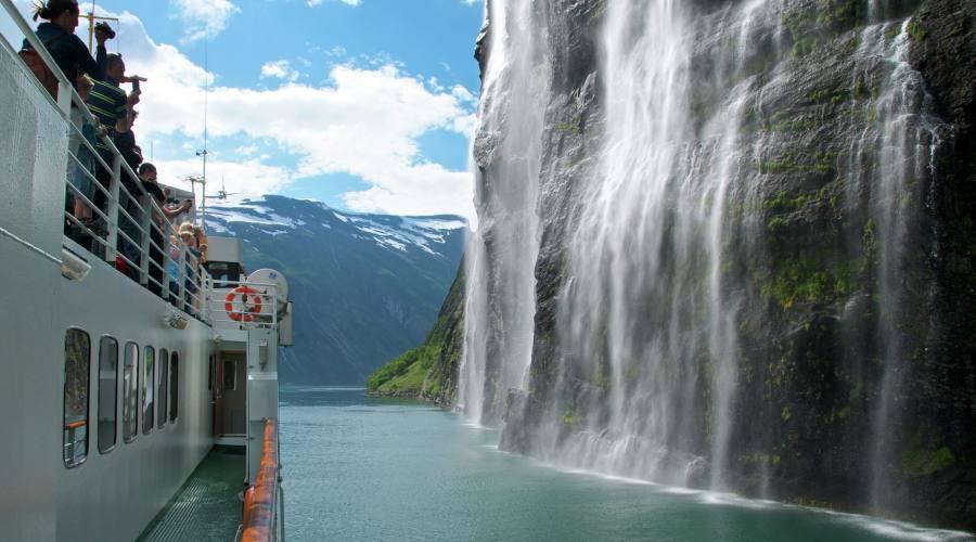 Traghetto per Bergen