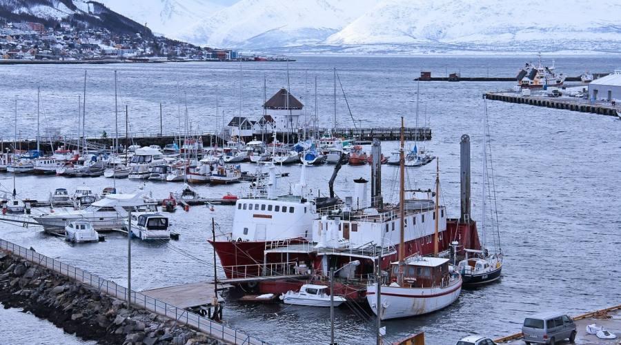 Paesaggio artico