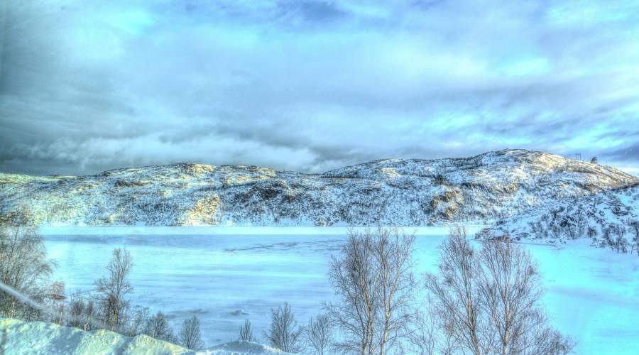 Kirkenes paesaggio artico