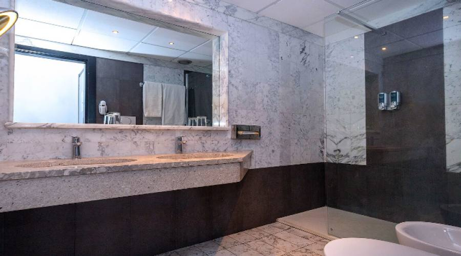 Bagno camere Deluxe