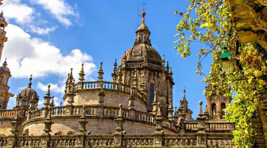 Santiago, la Cattedrale