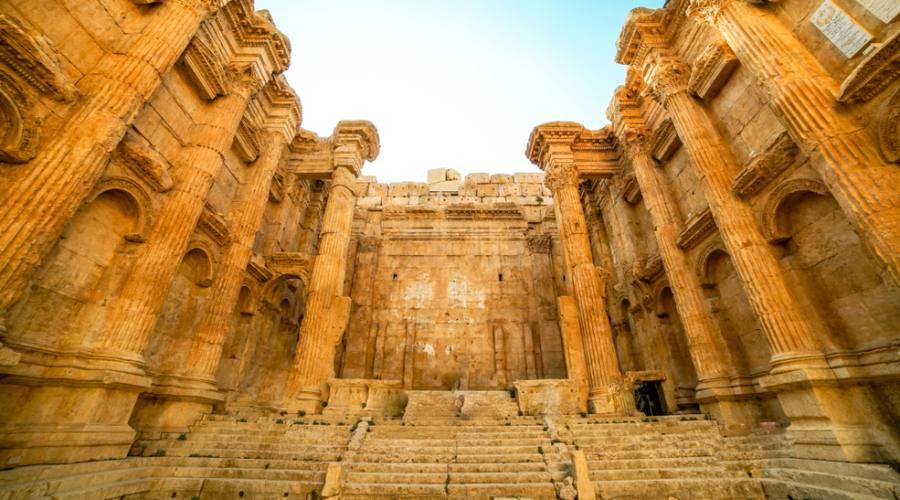 Baalbek Tempio di Bacco