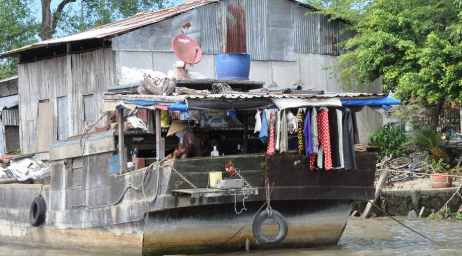 - il mercato galleggiante