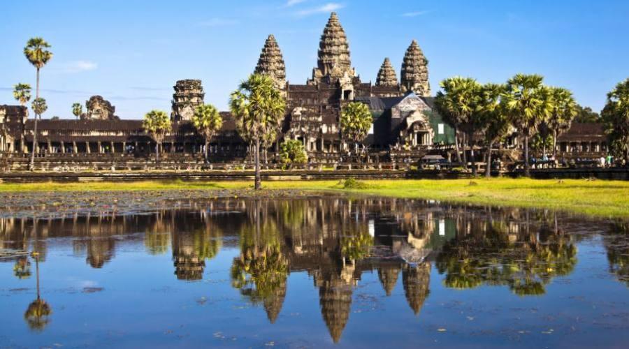 - Cambogia, Angkor Wat