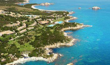 Resort 5 Stelle Senza Glutine con Thalasso & Spa di fronte alla granitica Spargi