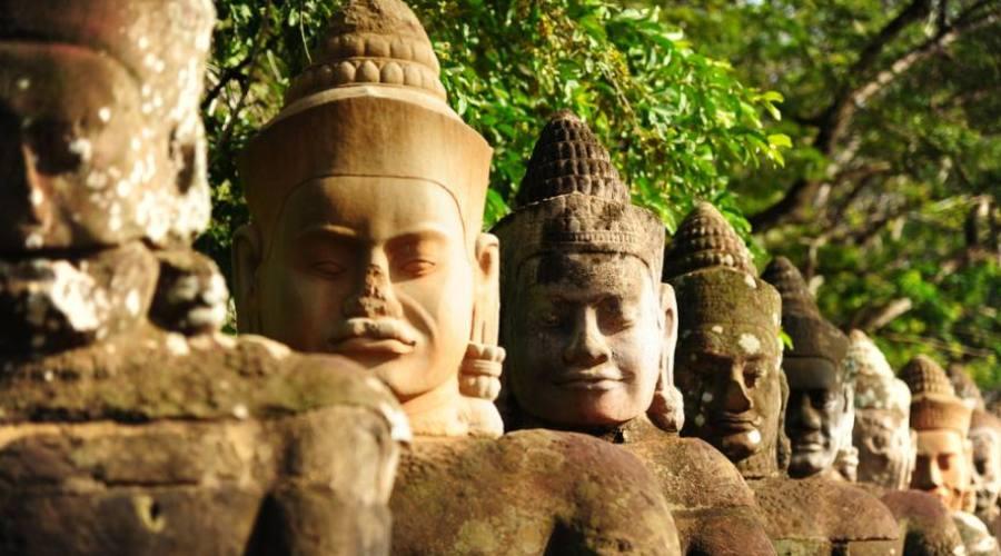 - Cambogia, Angkor Thom