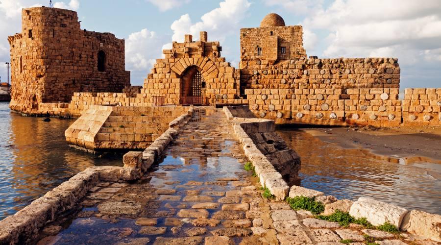 Sidone Castello del Mare