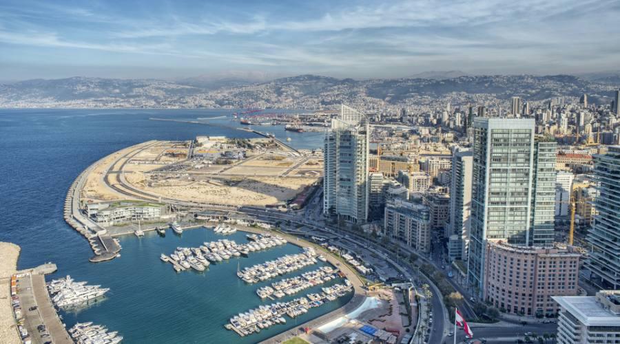 Beirut Vista Aerea
