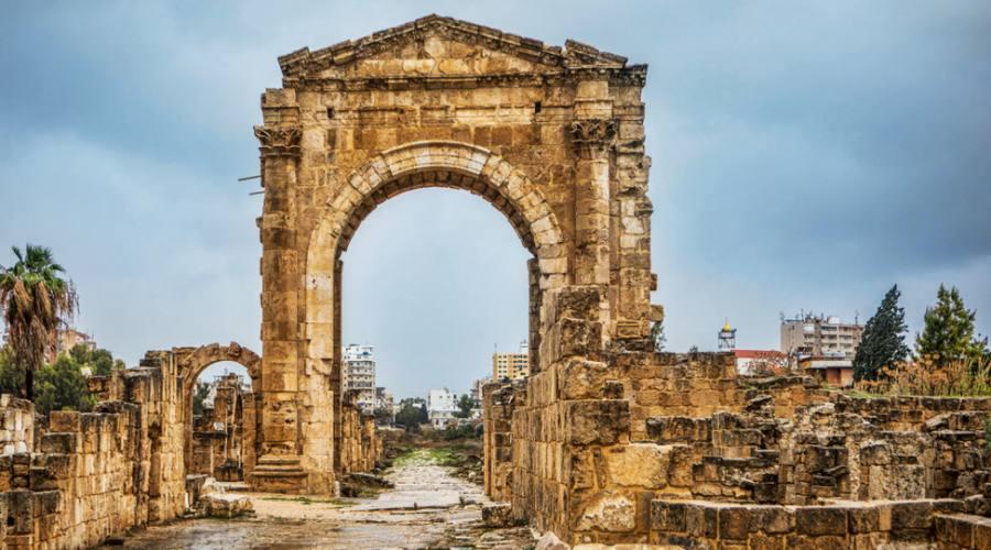 Tiro Sito Archeologico