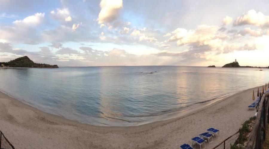 Spiaggia Baia di Nora