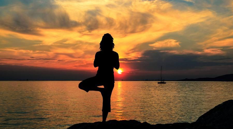 Yoga in Masseria in Spiaggia