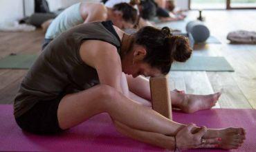 Soggiorno benessere yoga e massaggi col mare in masseria