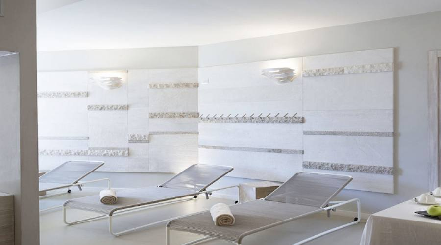 Spa area relax