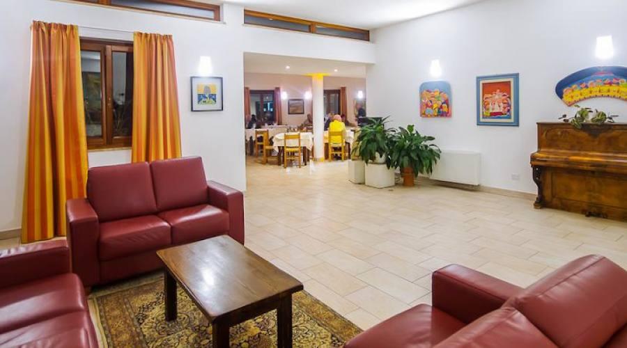 Area relax interna