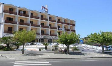 Hotel Senza Glutine sul lungomare calabrese della Riviera dei Cedri