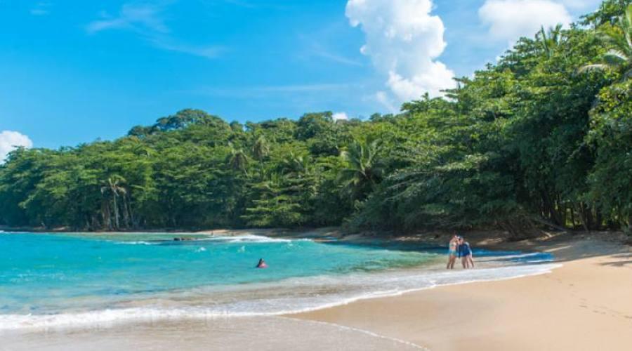 Parco Manuel Antonio: spiaggia