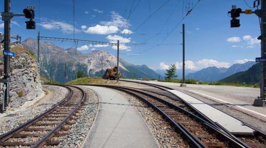 Stazione Alp Grum