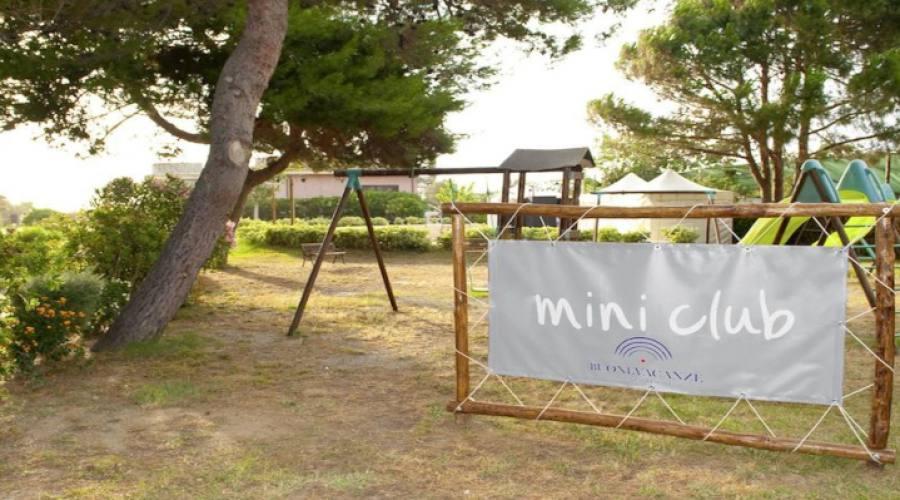 Mini Club Area esterna