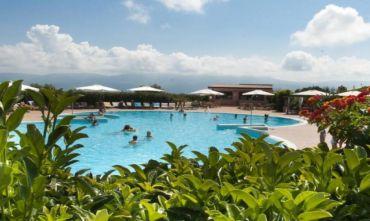 Country Resort Senza Glutine in collina vicino alla Costa degli Dei