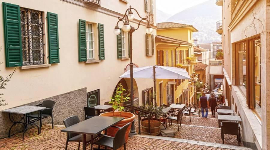 Centro storico di Lugano