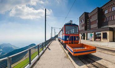 Un weekend speciale con la ferrovia panoramica del Monte Generoso