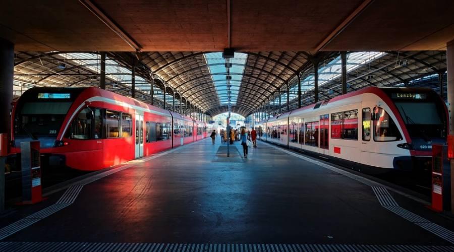 Stazione centrale Lucerna