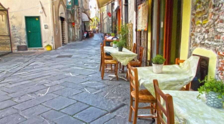 Genova, i carruggi