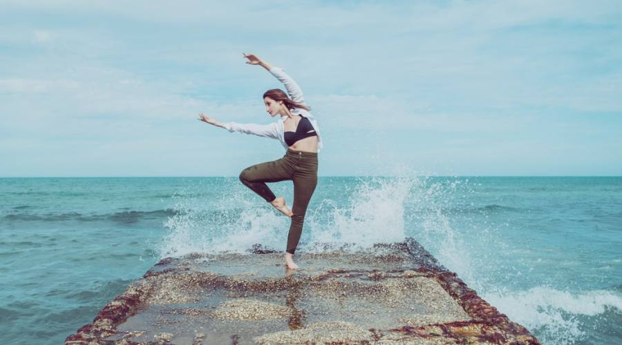 esercizi di ballo
