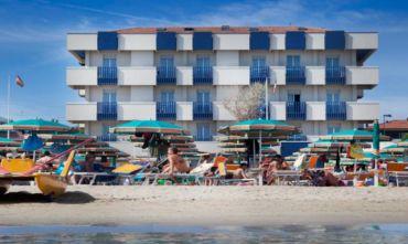 Hotel per famiglie Senza Glutine con animazione sul mare della Riviera Romagnola