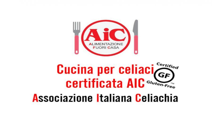 Ristorante certificato AIC