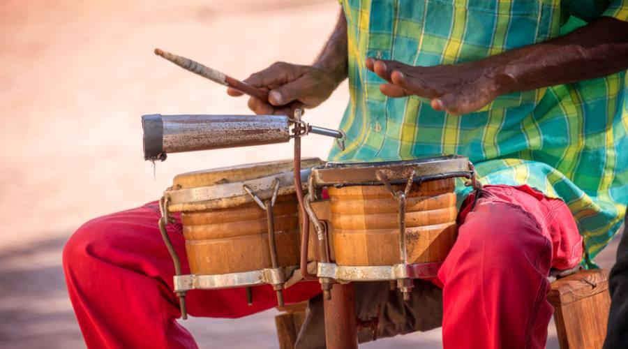 Trinidad - musicisti