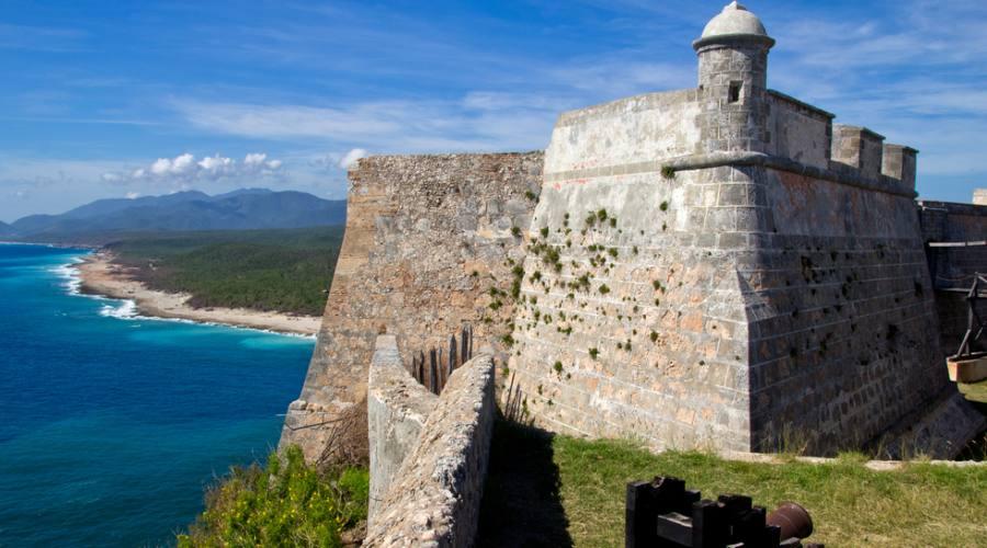 Santiago de Cuba - Castello di San Pedro del Morro