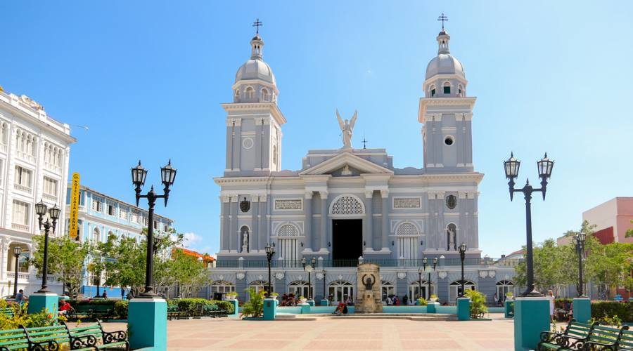 Santiago de Cuba - Cattadrale