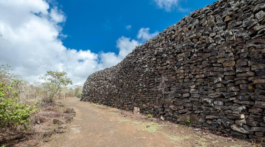 Island Isabela - Muro de Las Lagrimas