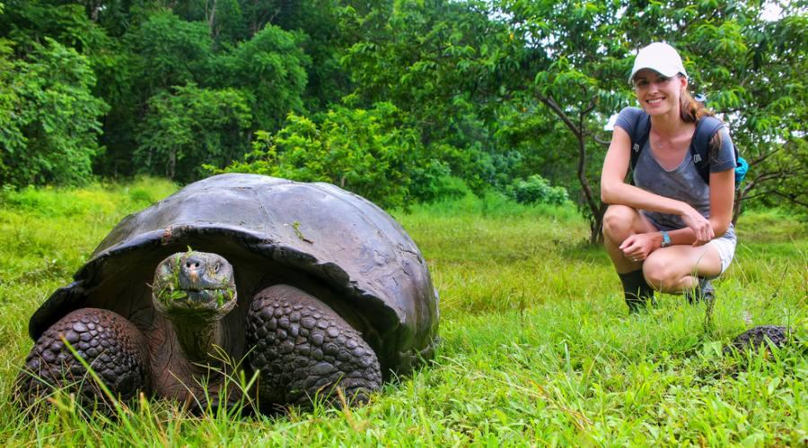 Galapagos - Viaggio Zaino in Spalla