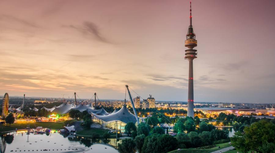 Monco di Baviera Olympiapark