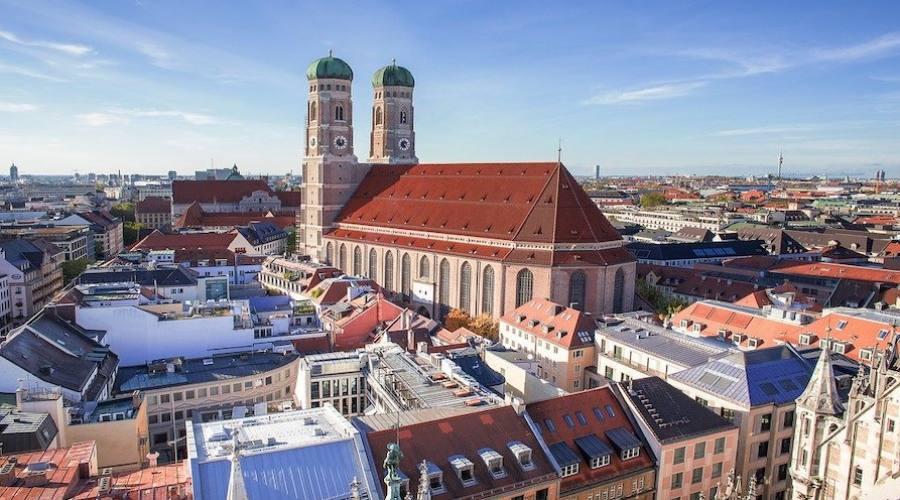 Monaco di Baviera Duomo