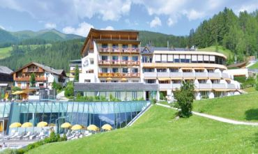 Hotel Gluten Free in Family Resort & Spa nelle Dolomiti Patrimonio Unesco
