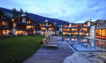 Villaggio Alpino Senza Glutine con Spa in Chalet di Charme sulle Dolomiti