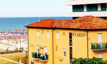 Hotel Senza Glutine direttamente sulla spiaggia della Riviera Romagnola