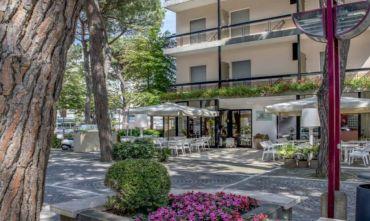Hotel Senza Glutine in Centro sul Mare con Piscina sulla Riviera Romagnola