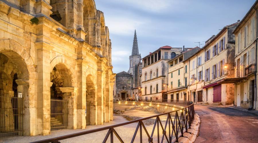 Arles, anfiteatro