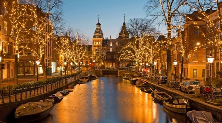 Festività ad Amsterdam