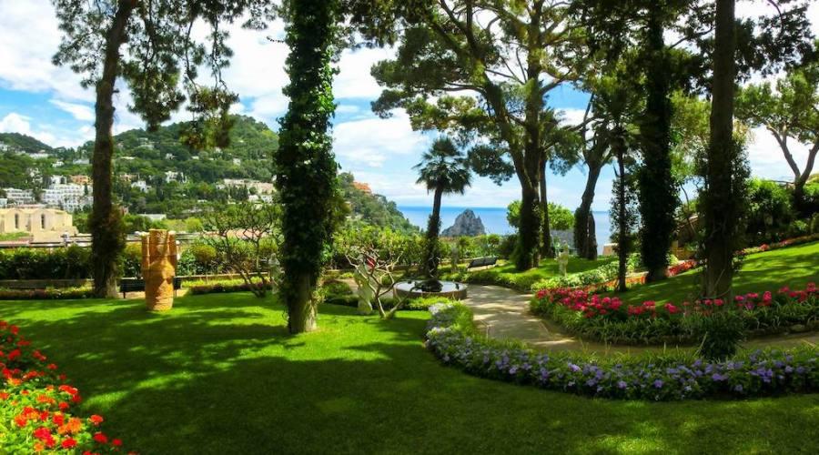 Capri Giardini di Augusto