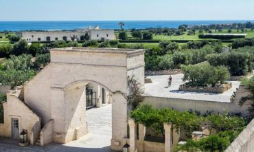 Borgo Egnazia Golf Resort 5 stelle