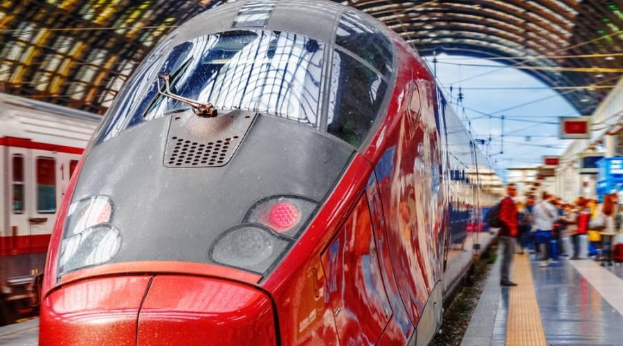 Treno Milano - Torino