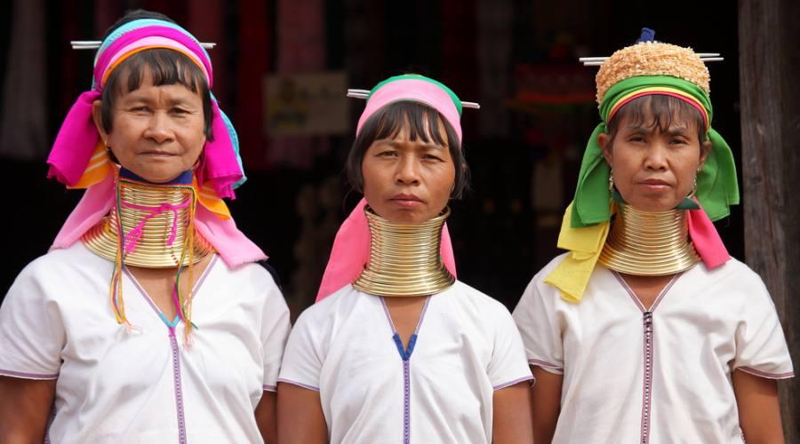 Donne Birmane