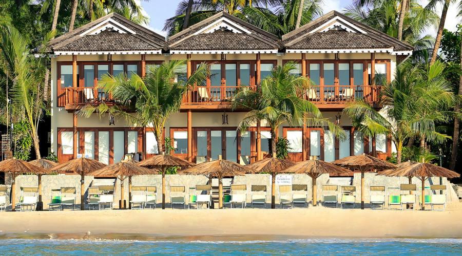Sandoway Beach Resort